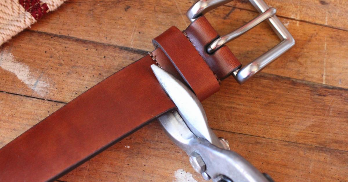 Realizzare oggetti di arredamento con vecchie cinture for Oggetti di arredamento