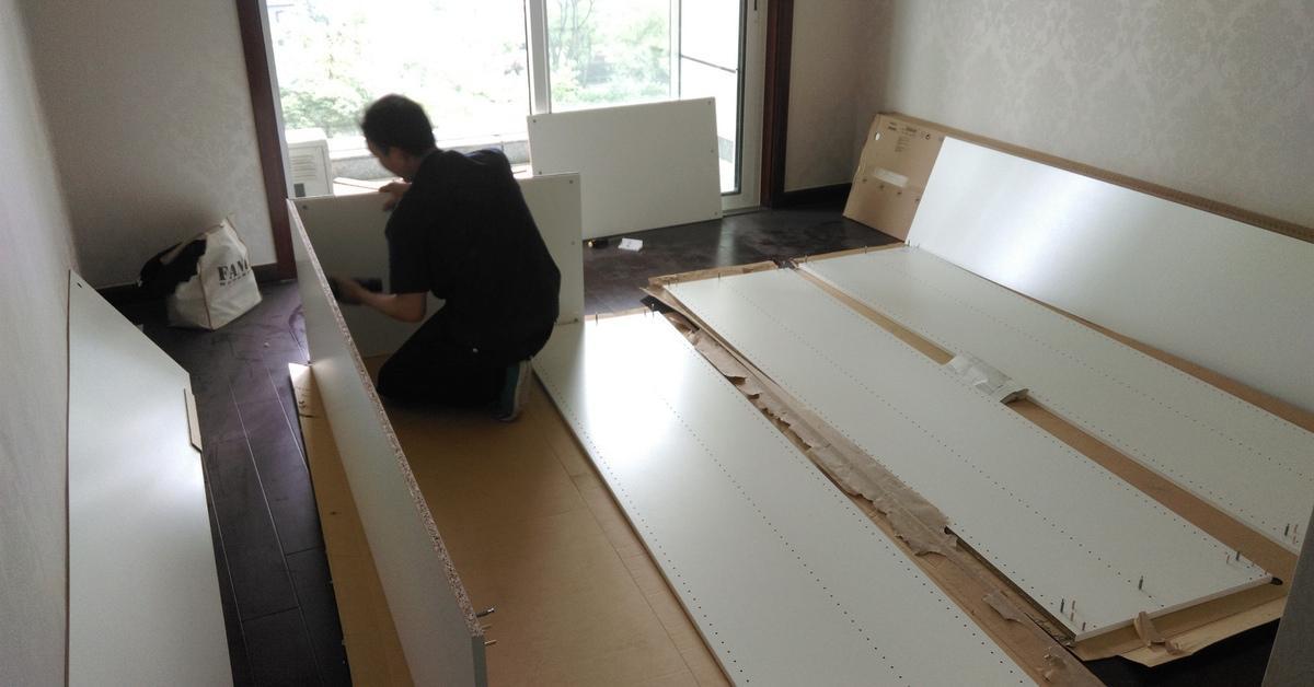 Come trasformare in modo creativo alcuni mobili di ikea - Trasformare mobili ikea ...