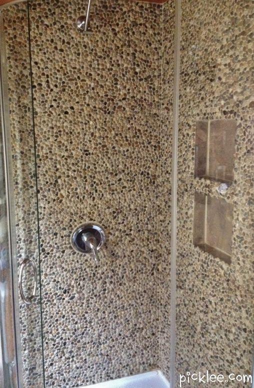 Trasformare la doccia con soli 50 rinnovare il bagno con originale eleganza - Muffa nella doccia ...