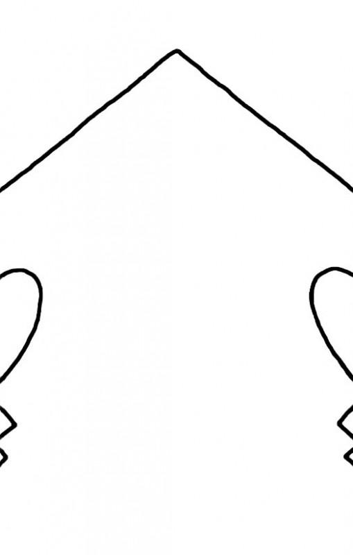 Disegnare Una Stella Di Natale.Creare Una Stella Di Natale Con Dei Sacchetti Per Il Pane