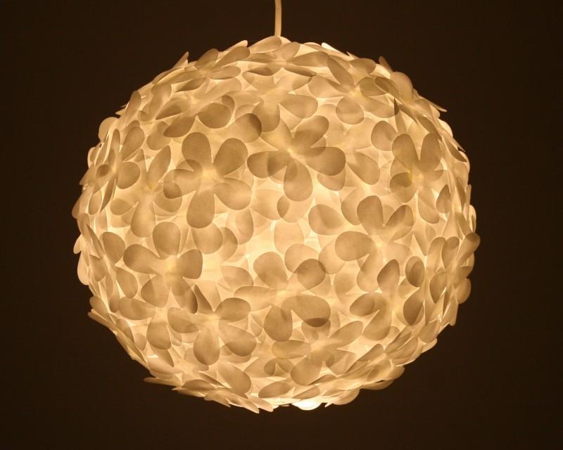 Meraviglie di design in carta lampade fatte in casa