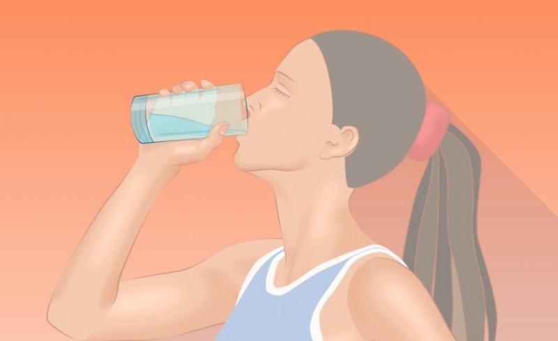se bevi acqua fredda