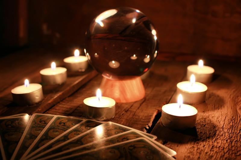 Sfera e candele
