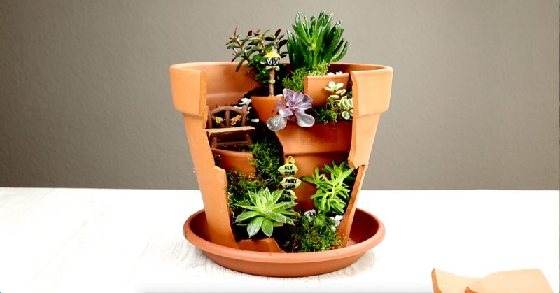 Vasi Bianchi Per Fiori Da Esterno.11 Idee Creative Per Rivoluzionare L Arredamento Da Giardino