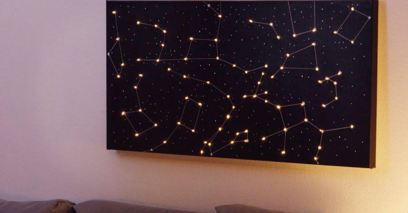 Idee creative e stravaganti per l illuminazione interni fai da te