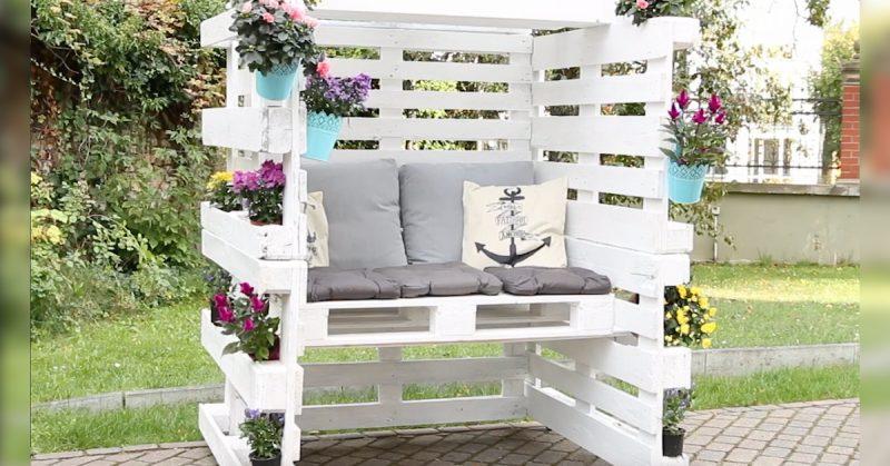 Restauro Mobili Da Giardino : Idee creative di restauro mobili fai da te
