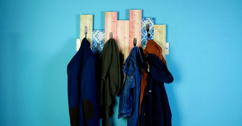 9 Lavoretti Creativi Di Bricolage Con Il Legno