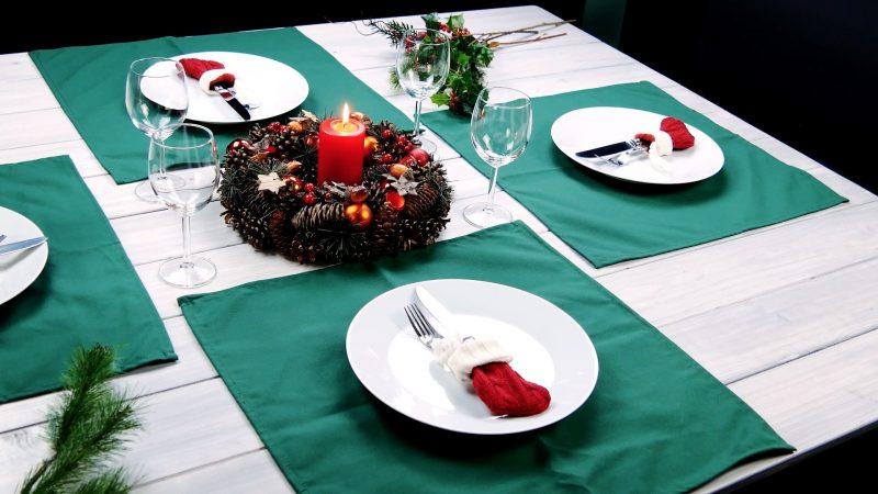 Decorare Tavola Di Natale Fai Da Te : Decorazioni natalizie fai da te per la tavola di natale