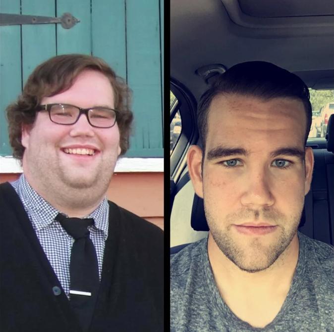 trasformazione della perdita di peso reddit