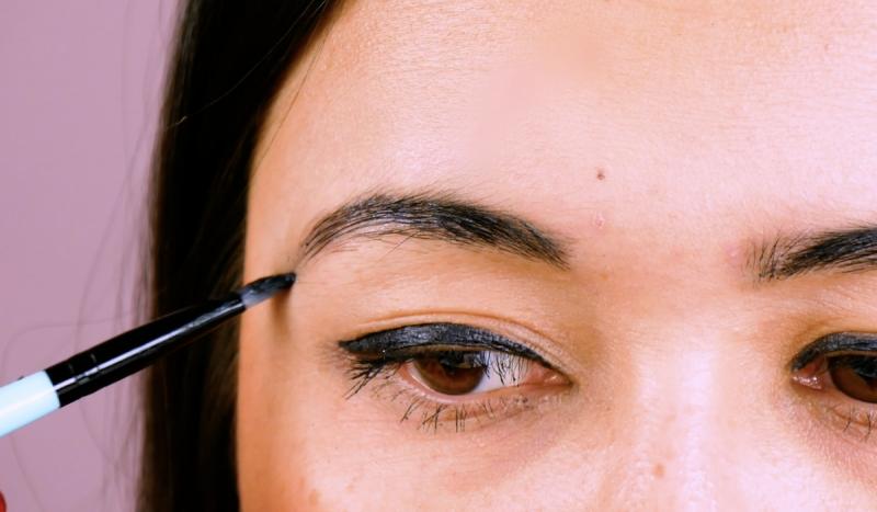 make up sopracciglia