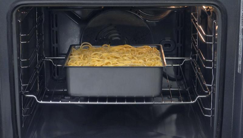 Timballo di pasta al forno