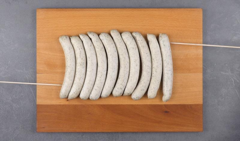 wurstel bianchi bavaresi