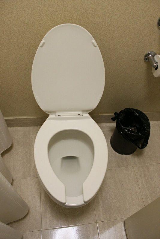 Tavoletta WC a U
