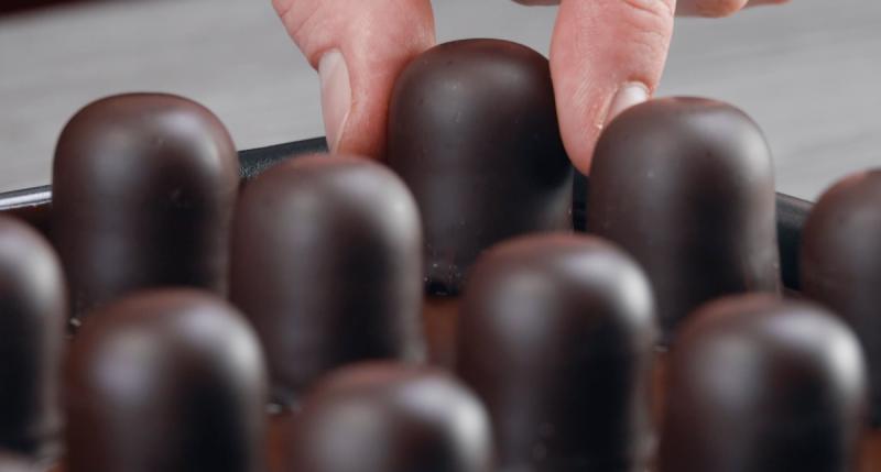 Marshmallow al cioccolato