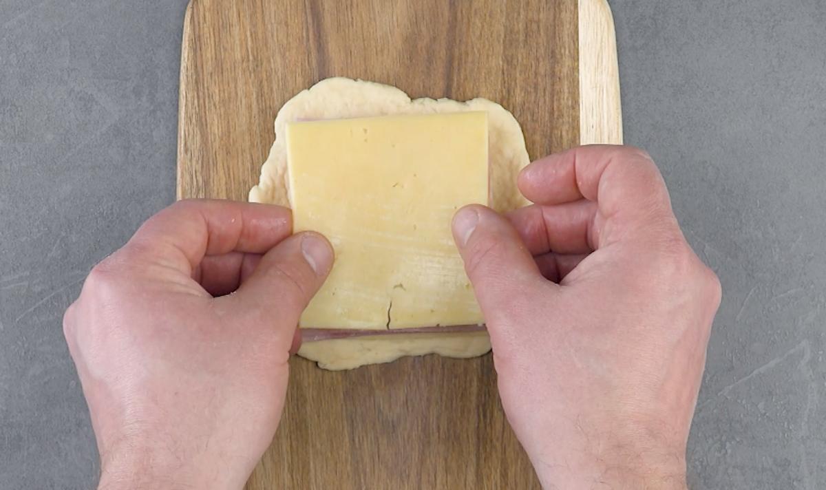 Strato di formaggio