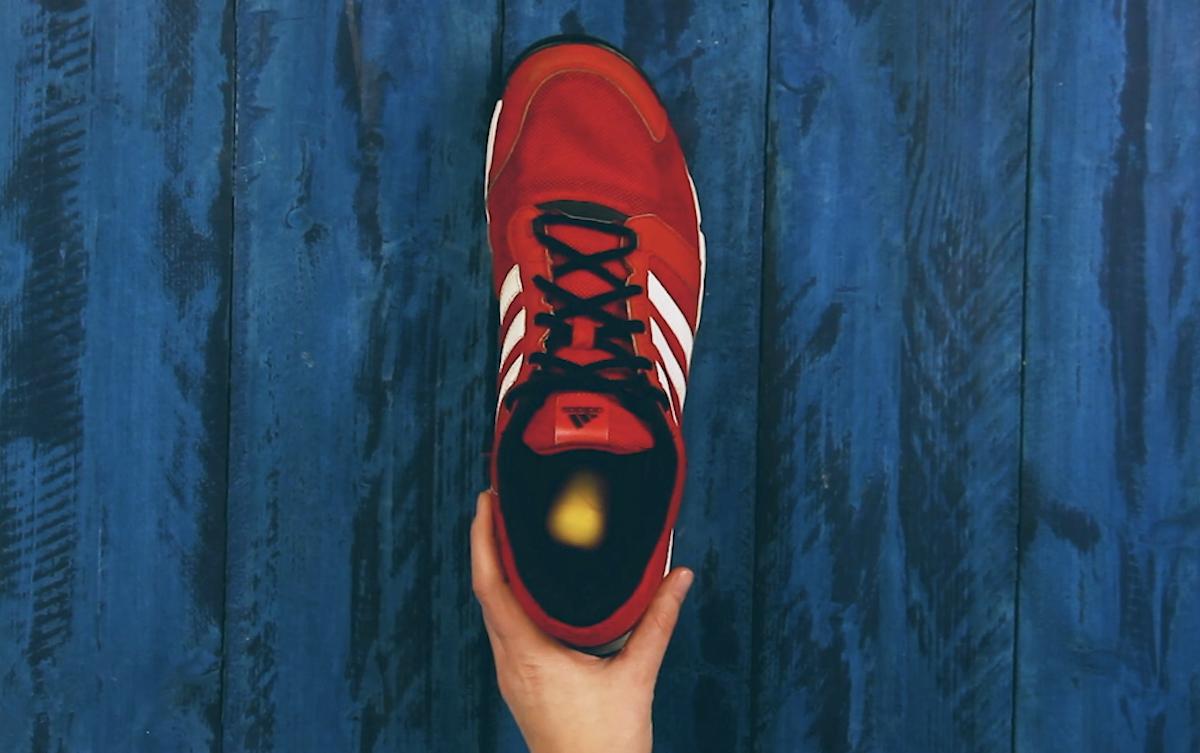 Deodorante per scarpe fai da te