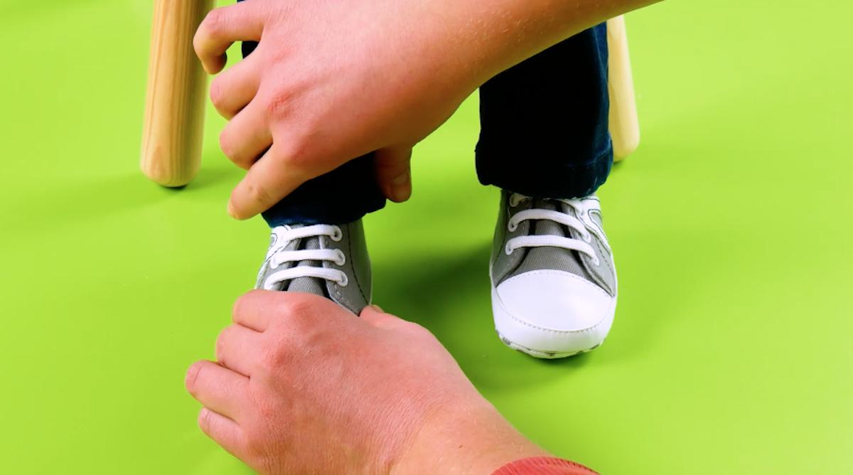 Scarpe da bambino