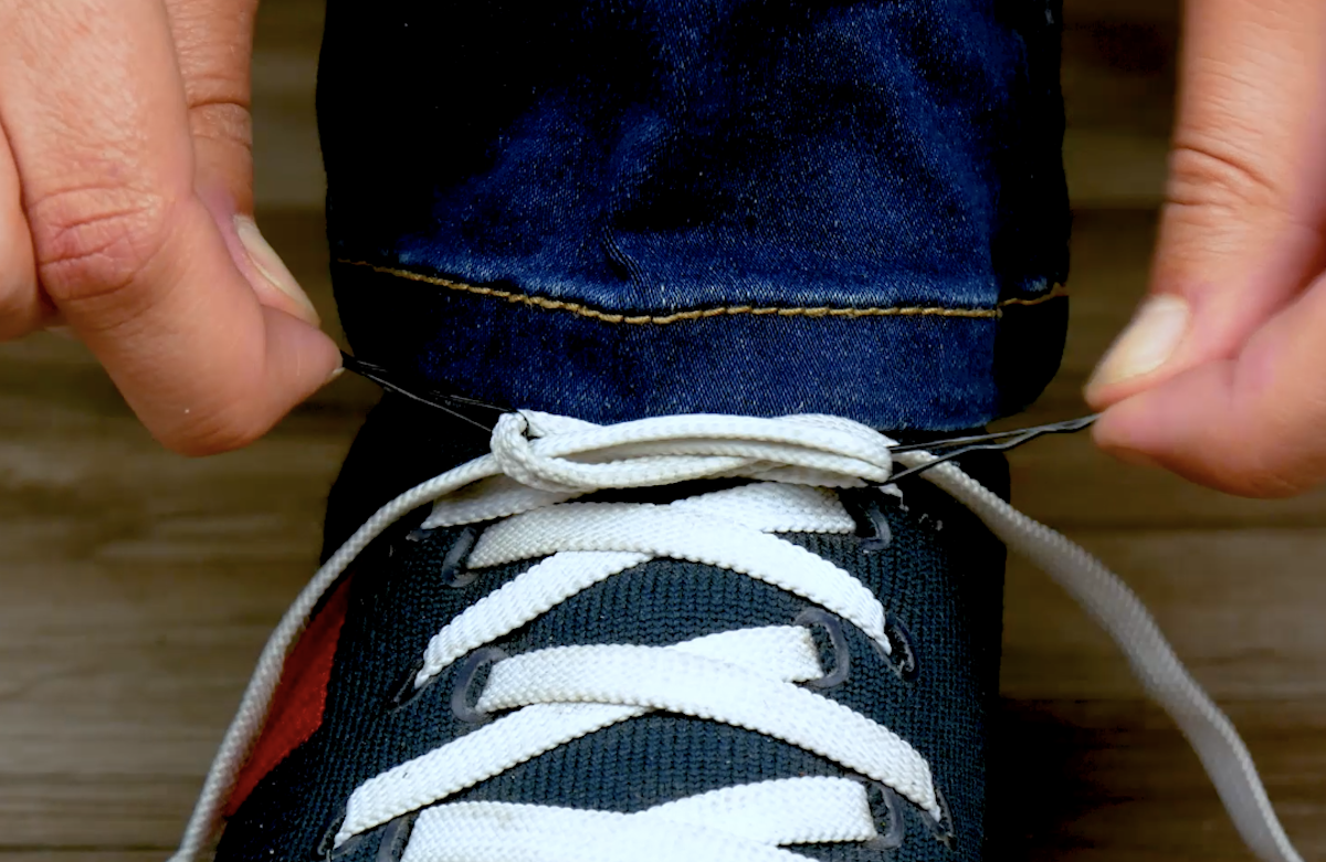 Nodi alle scarpe troppo stretti