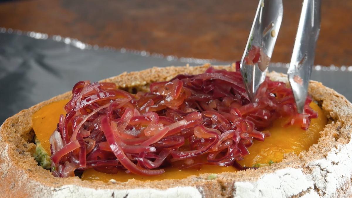 Cipolla rossa all'aceto balsamico