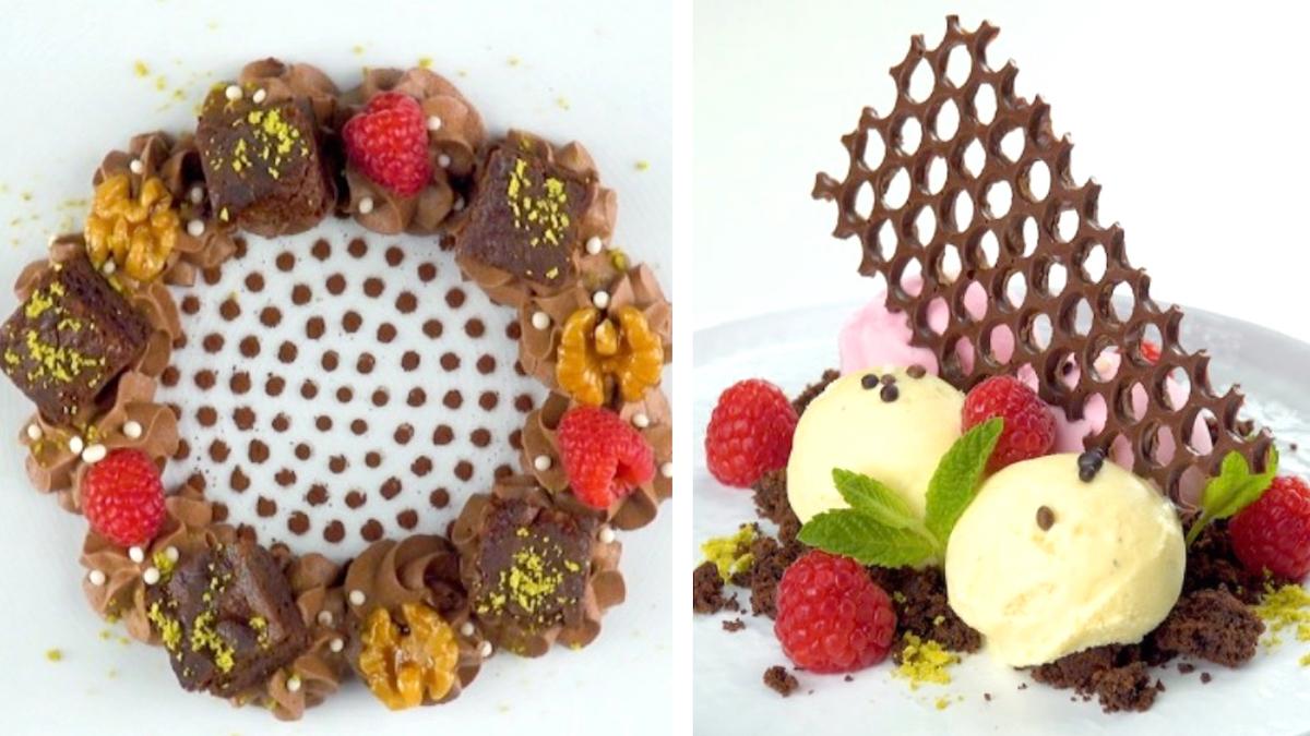 Idee creative di cake design per ricette dolci