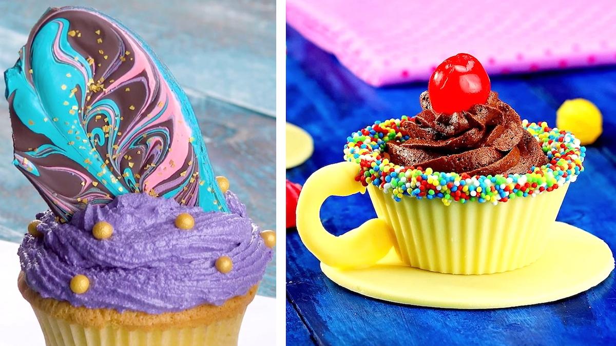 Decorazioni per torte e muffin