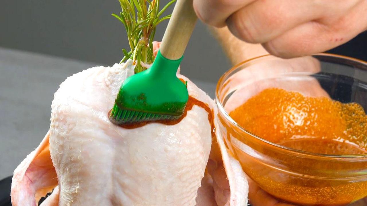 Marinatura pollo