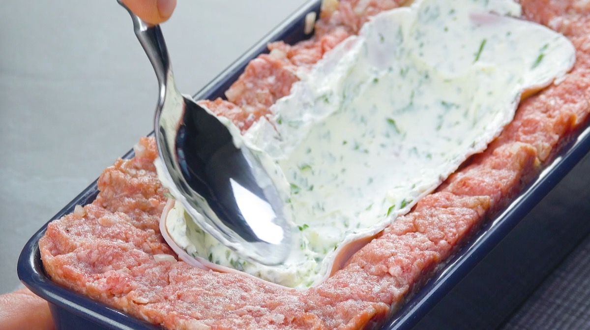 Strato di formaggio fresco