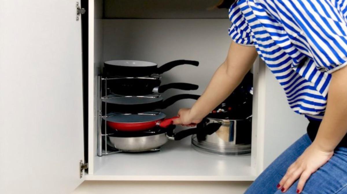 Trucchi per dichiarare guerra al disordine in cucina