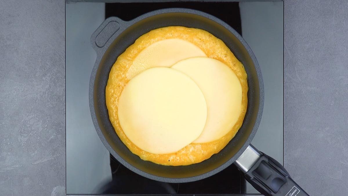 Fette di formaggio