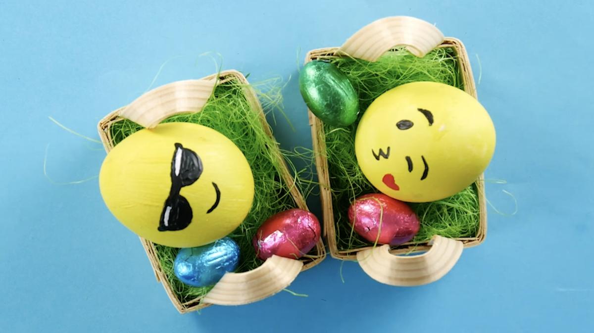 Idee creative per decorare le uova sode