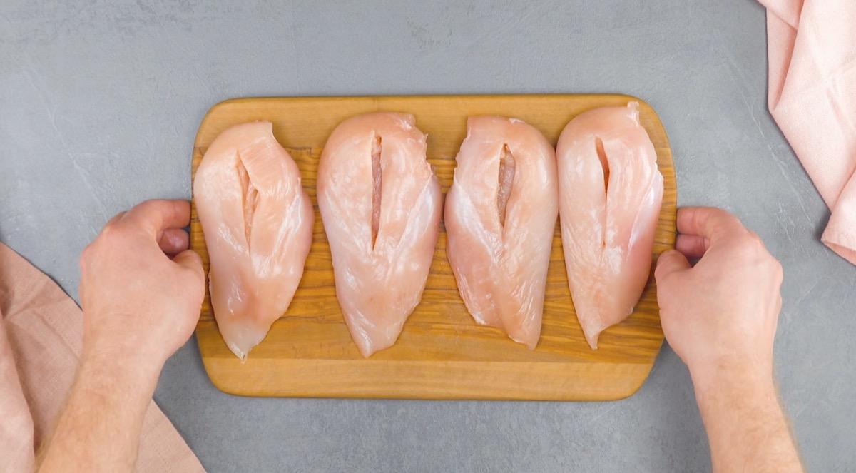 Petti di pollo