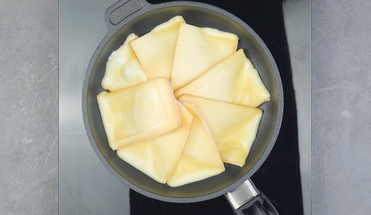 formaggio per raclette
