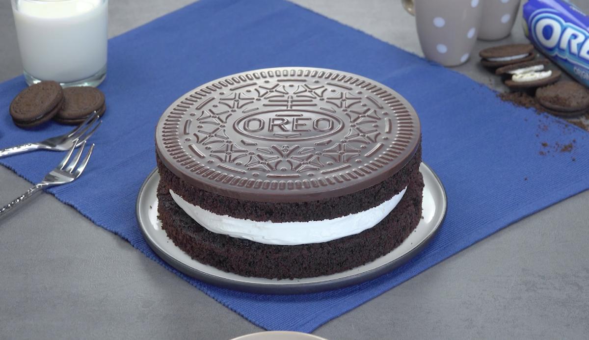 Torta Oreo gigante