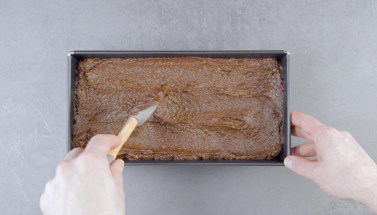 Impasto per torta al cioccolato