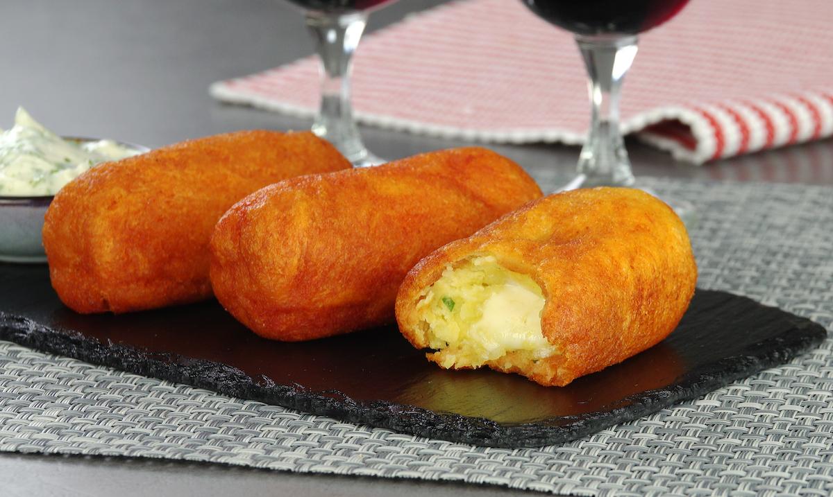 Crocchetta di patate e pancarrè