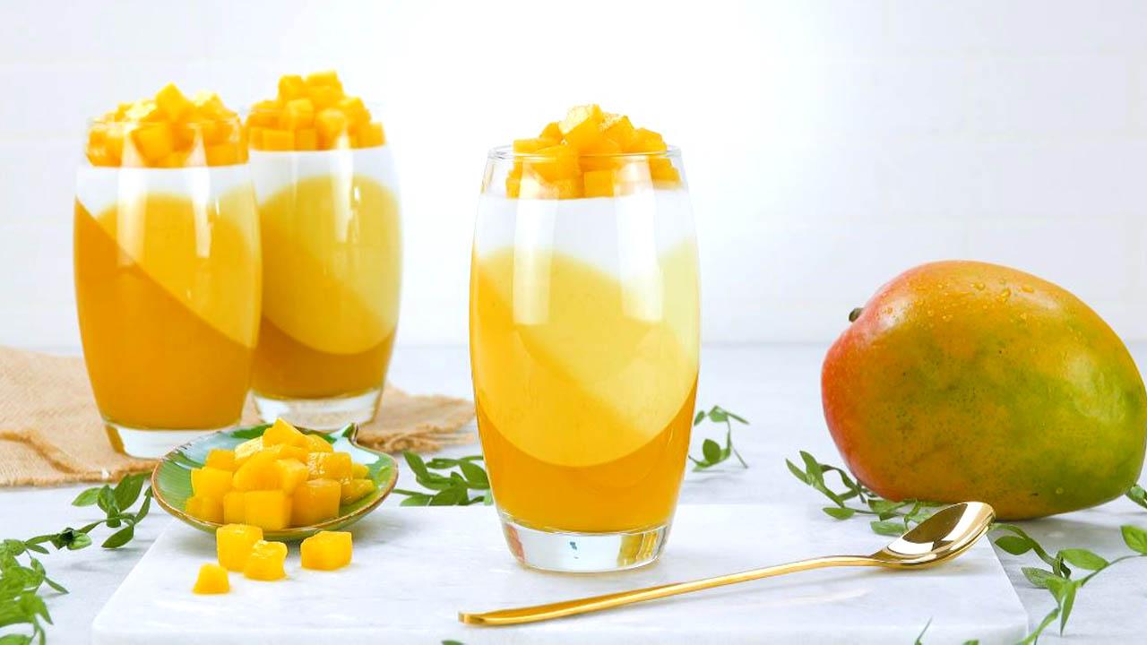 Dolce al mango