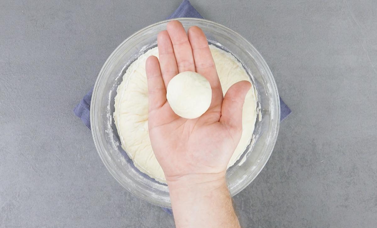 Pasta lievitata