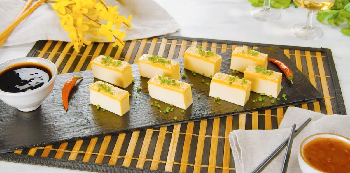 Omelette asiatica