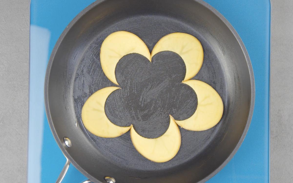 Fiore di patate