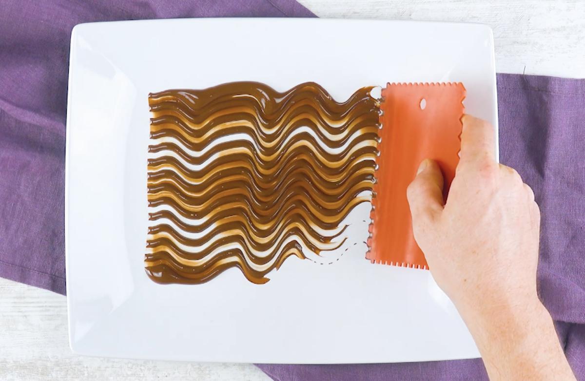 onde di cioccolato